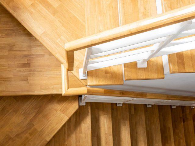 Wichtigste Merkmale der gewendelten Treppen